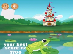 Crazy Frog Jumper Returns - new fantasy jumping race game 1.4 Screenshot