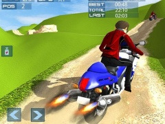 Crazy Hill Bike Rally Race 17 1.0.1 Screenshot