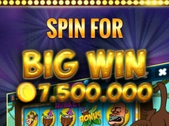 Crazy Monkey Free Slot Machine 2.10.2 Screenshot