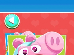 Crazy Nick's Pig Dentist Story – Tooth Dentistry Games for Kids Free 1.0 Screenshot