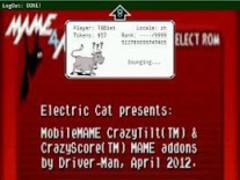 CrazyTilt-MAME 0.77 Screenshot