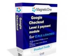 CRE Loaded Google Checkout L2 4.6.9 Screenshot