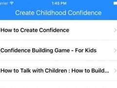 Create Childhood Confidence 1.0 Screenshot