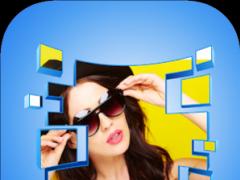 Creative 3D Photo Editor 1.8 Screenshot