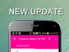 Creative Ideas For Girl 1.4.0 Screenshot
