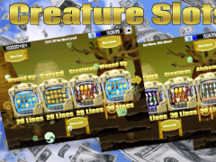 Creature Slots (Unreleased)  Screenshot