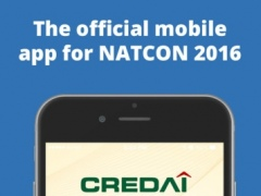 CREDAI NATCON 2016 1.6 Screenshot