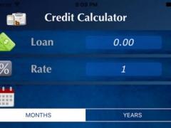Credit Calculator 1.0.1 Screenshot