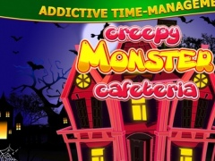 Creepy Monster Cafeteria: High-School Food Court Fever PRO 1.0 Screenshot