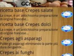crepe recipes free 1.3 Screenshot