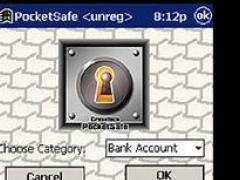 Cresotech PocketSafe 1.31 Screenshot
