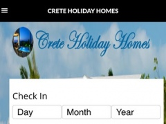 Crete Holiday Homes 1.0 Screenshot