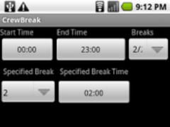 CrewBreak 1.0 Screenshot