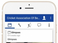 Cricket Association of Bengal 1.2.14 Screenshot