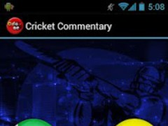Cricket Commentary 1.2 Screenshot