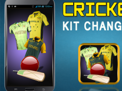 Cricket kit changer 1.1 Screenshot