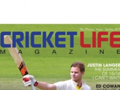 Cricket Life Magazine – The Players Voice 4.9.97 Screenshot