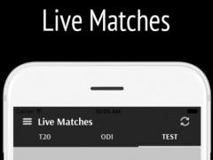 Cricket Live Score Update 1.2 Screenshot