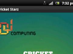 Cricket Starz 1.0 Screenshot