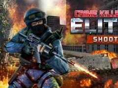 Crime Killer Elite Shooting 1.2 Screenshot