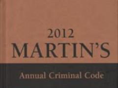 Criminal Code Canada 2012 1.0 Screenshot