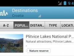 Croatia Travel Guide by Tripos 4.5.7 Screenshot
