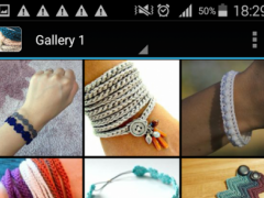 Crochet Bracelet 1.1 Screenshot