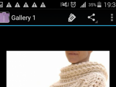 Crochet Sweater Patterns 2.1 Screenshot