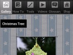 Crochet Tree and Wreath 1.2 Screenshot