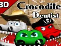 Crocodile Dentist 3D Free 1.0 Screenshot