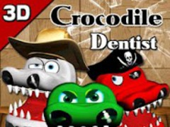 Crocodile Dentist 3D 2.0 Screenshot
