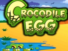 Crocodile Egg - Avoid The Pitfall While Crossing 1.0 Screenshot