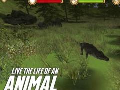 Crocodile Simulator HD Animal Life 1.0 Screenshot