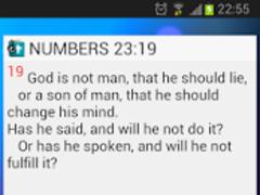 CrossConnect Bible 3.008 Screenshot