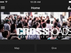 Crossroads Church Austin 4.3.3 Screenshot