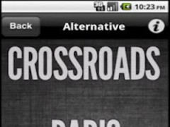 Crossroads Radio 1.3 Screenshot