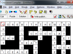 Crossword Compiler 9 Screenshot