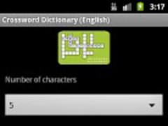 Crossword Puzzle Dictionary 2.9.0 Screenshot