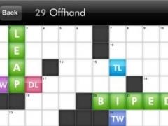 Crosswords Plus 1.1 Screenshot