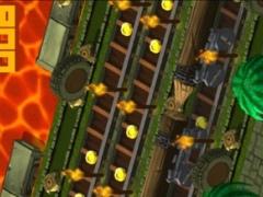 Crossy Block Temple Craft Adventure 1.0 Screenshot