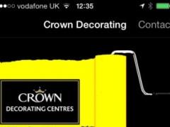 Crown Decorating Centres 1.1 Screenshot