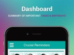 Crucial Reminders 1.1 Screenshot