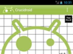 Crucidroid italian crosswords 1.0.3 Screenshot