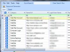 CryptaPass For Windows 2.1.1.0 Screenshot