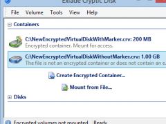 Cryptic Disk 5.2.2 Screenshot