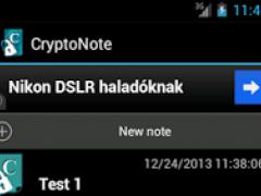CryptoNote 0.09c Screenshot