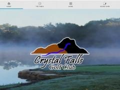 Crystal Falls Golf 2 Screenshot