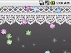 Crystal Wallpaper (Free) 2.42 Screenshot