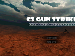 CS Gun Strike : Alien Monster 1.0 Screenshot