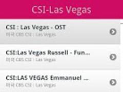 CSI Las Vegas Drama MusicVideo 1.2 Screenshot